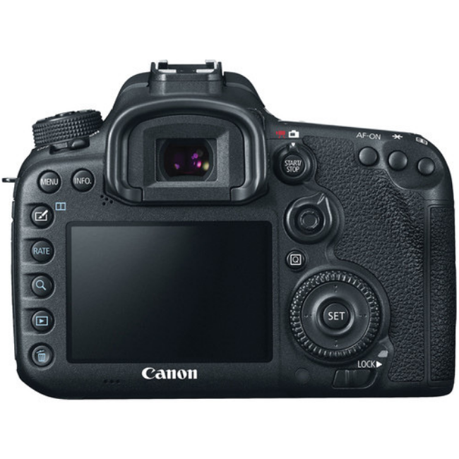 Canon EOS 7D Mark II +18-135IS STM