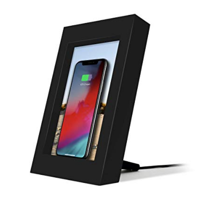 Twelve South PowerPic wireless Charging Photo Frame