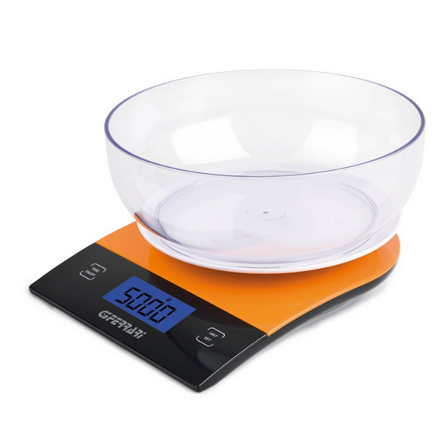 G3 Ferrari Electric Kitchen Scale With Bowl