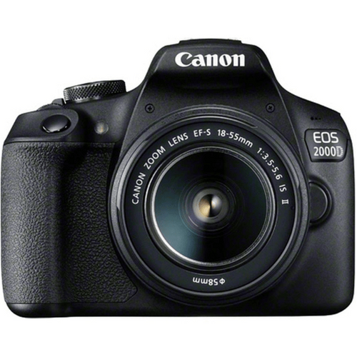Canon EOS 2000D DSLR Camera 18-55 mm