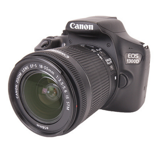 Canon EOD 1300D DSLR Camera 18 - 55mm