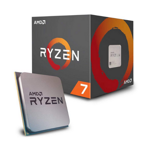 AMD Ryzen™ 7 2700 with Wraith Spire RGB cooler