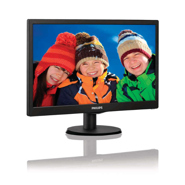 Philips LCD monitor with SmartControl Lite 193V5LSB2/01