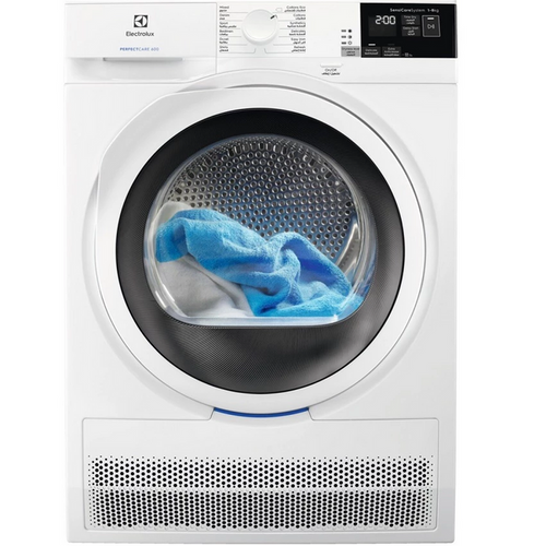 Electrolux Dryer Perfect Care 600 8 KG EW6C4824CB