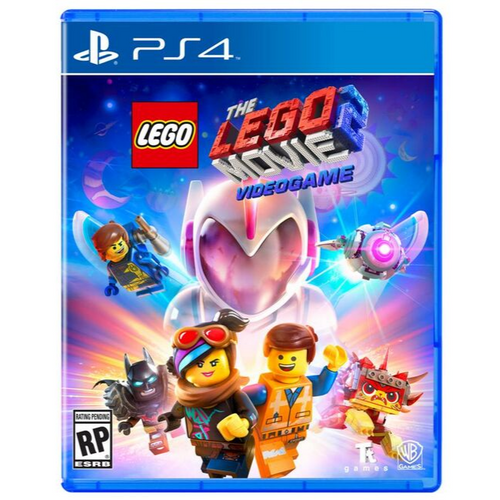 The Lego Movie 2 PS4 Game