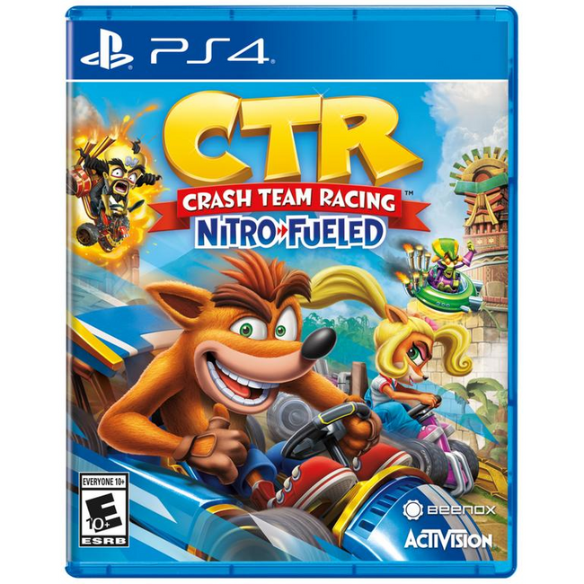 Crash Team Racing PS4 Game