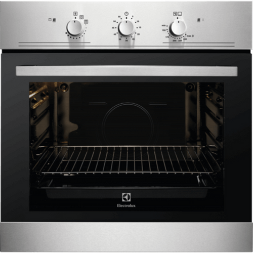 Electrolux EOG1102COX 60x60cm Gas Oven Gas Grill