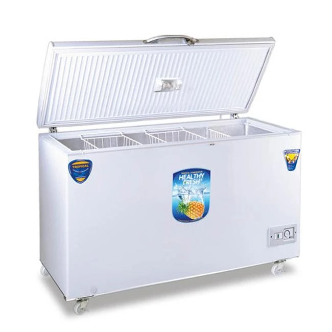 Concord FC1100 Single Hinged Solid Door Chest Freezers 290L