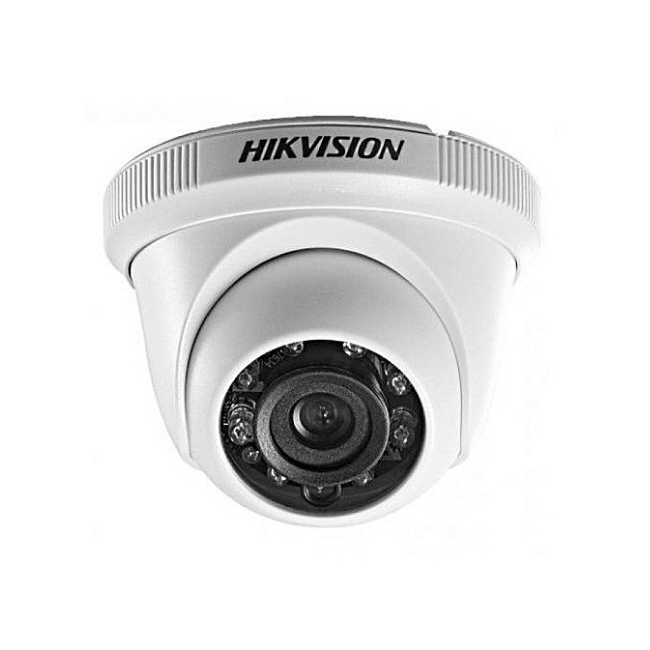Hikvision 2MP DS-2CE56D0T-IR  HD1080P IR Turret Camera