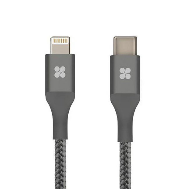Promate UniLink-LTC2 USB Type-C™ OTG Cable with Lightning Connector