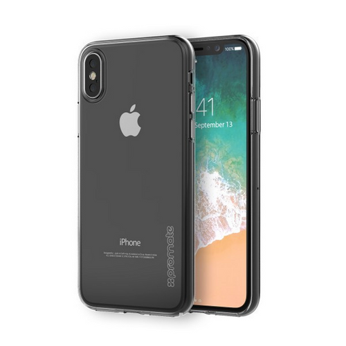 Promate iPhone X Case (Lucent-X.Clear)