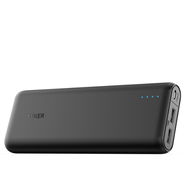Anker PowerCore+ 15600mAh with 4.8A Output