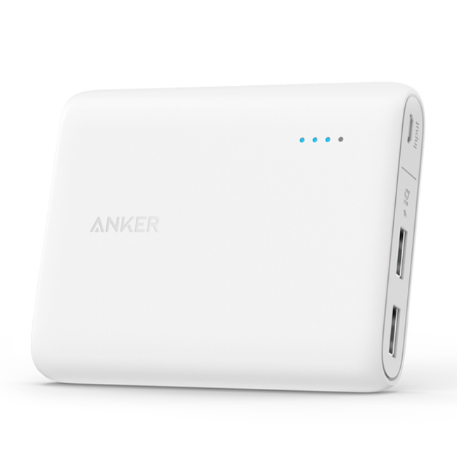 Anker Portable Charger 10400mAh with PowerIQ