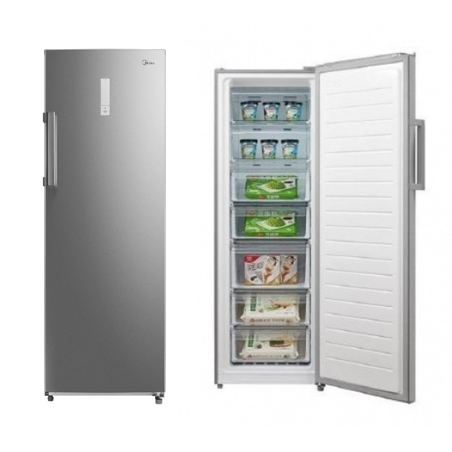 Midea HS-312FWEN Freezer Upright 232L