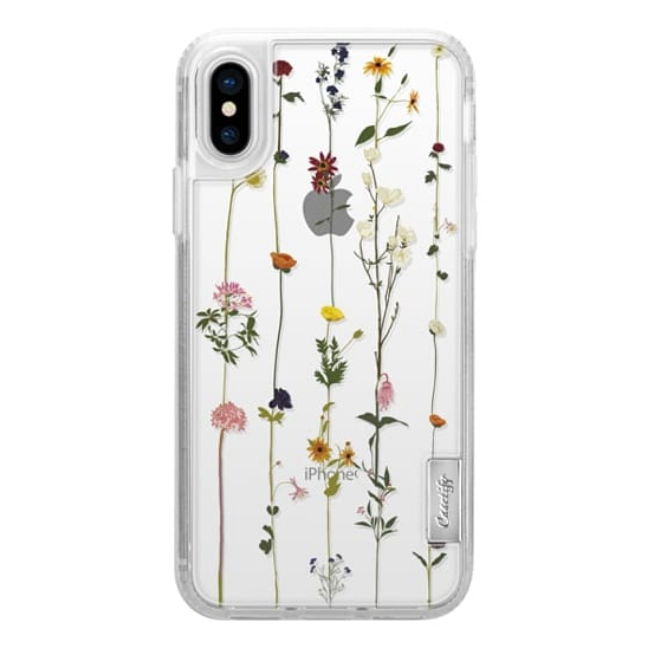Casetify Snap Case Floral For Iphone X/XS
