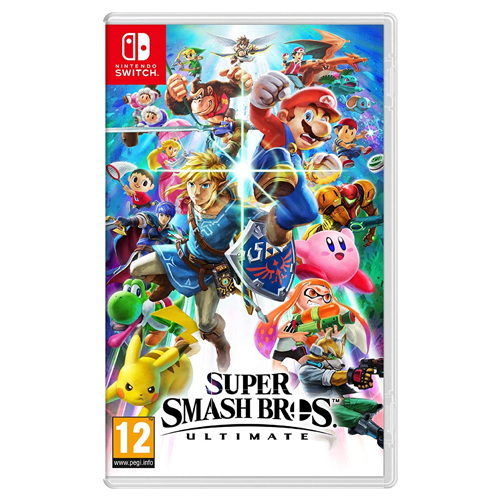 Super Smash Bros-Ultimate Nintendo Switch Game