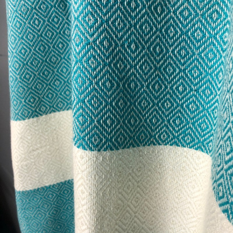 turquoise turkish towel pic