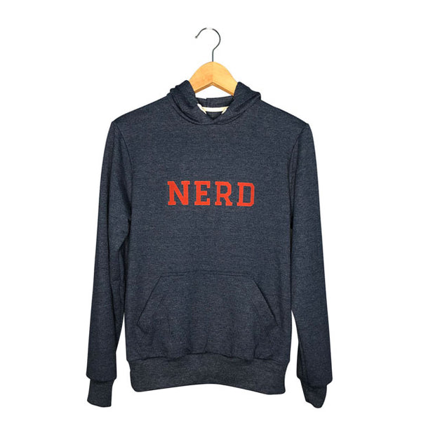 Womens NERD Sweatshirt | Cambridge Uncommon