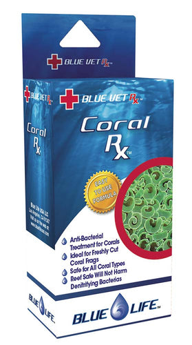 Blue Life USA Coral Rx for Coral Anti-Bacterial Treatment and Prevention