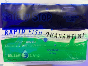 Blue Life USA Safety Stop - Instant Quarantine