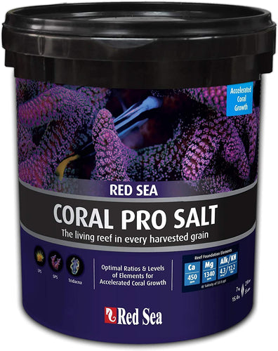 Red Sea Coral Pro Salt - 175 gal - Bucket