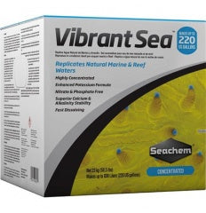 Vibrant Sea Salt 220 Gallon