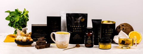 Golden Grind, Turmeric Latte, Turmeric Products, Where to buy Golden Grind Turmeric
