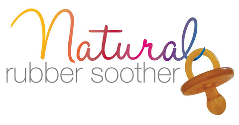 Natural Rubber Soother, Where to buy Natural Rubber Soothers, Natural Baby Care products, Natural Teethers