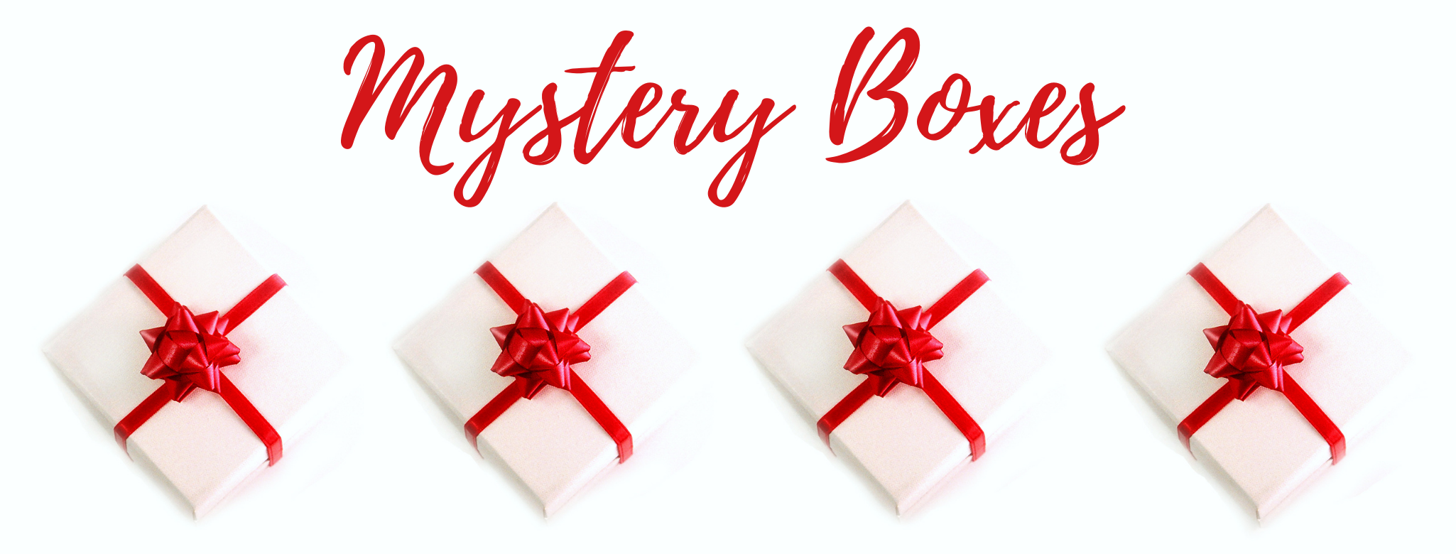 Mystery Boxes, Mystery Box