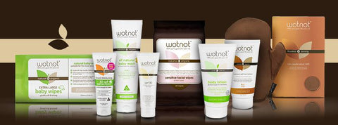 Wotnot, Wotnot Naturals, Where to buy Wotnot, Wotnot Baby & Skincare