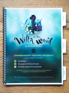 Willa of the Wood - Teaching Materials