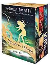 Box set of all three Serafina books