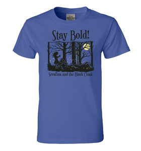 Serafina and the Black Cloak T-Shirt - Stay Bold!