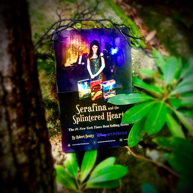Poster - Serafina and the Splintered Heart