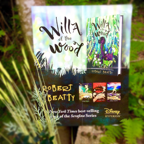 Willa of the Wood Poster