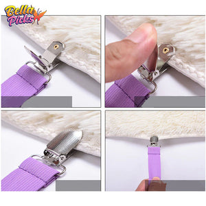 Bed Sheet Clip Fasteners