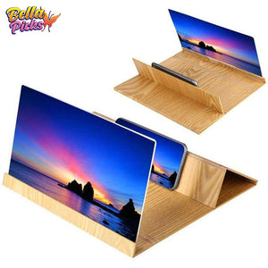 Stereoscopic Phone Screen Enlarger Plus