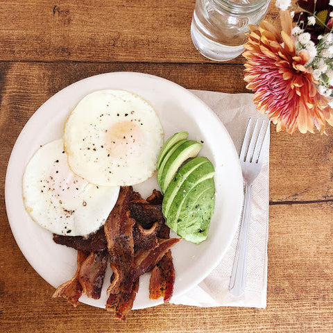 keto and paleo diets reduce butyrate levels