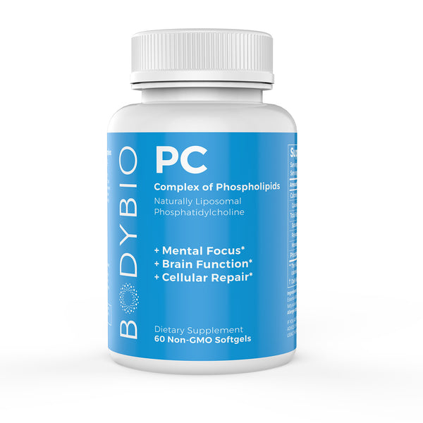BodyBio PC (Phosphatidylcholine)