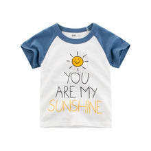 Laden Sie das Bild in den Galerie-Viewer, Summer Tee for Kids - Fun Time