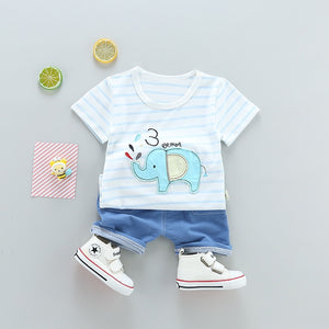 Summer Top for Baby Girls and Baby Boys.
