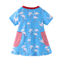 Laden Sie das Bild in den Galerie-Viewer, Summer Dress for Little Princess - Funny Game