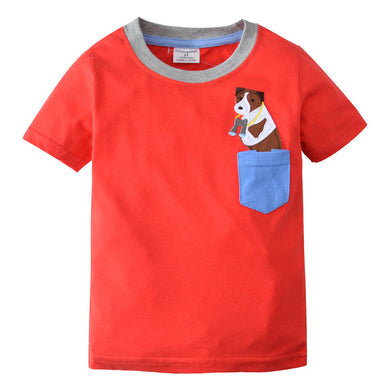 Summer Tee for Kids - Funny Game