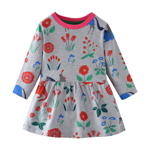 Little Spring Dress for Your Little Prince - Funny Game