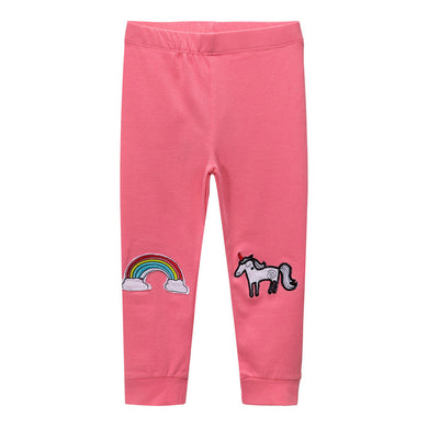 Little Girl's Leggings