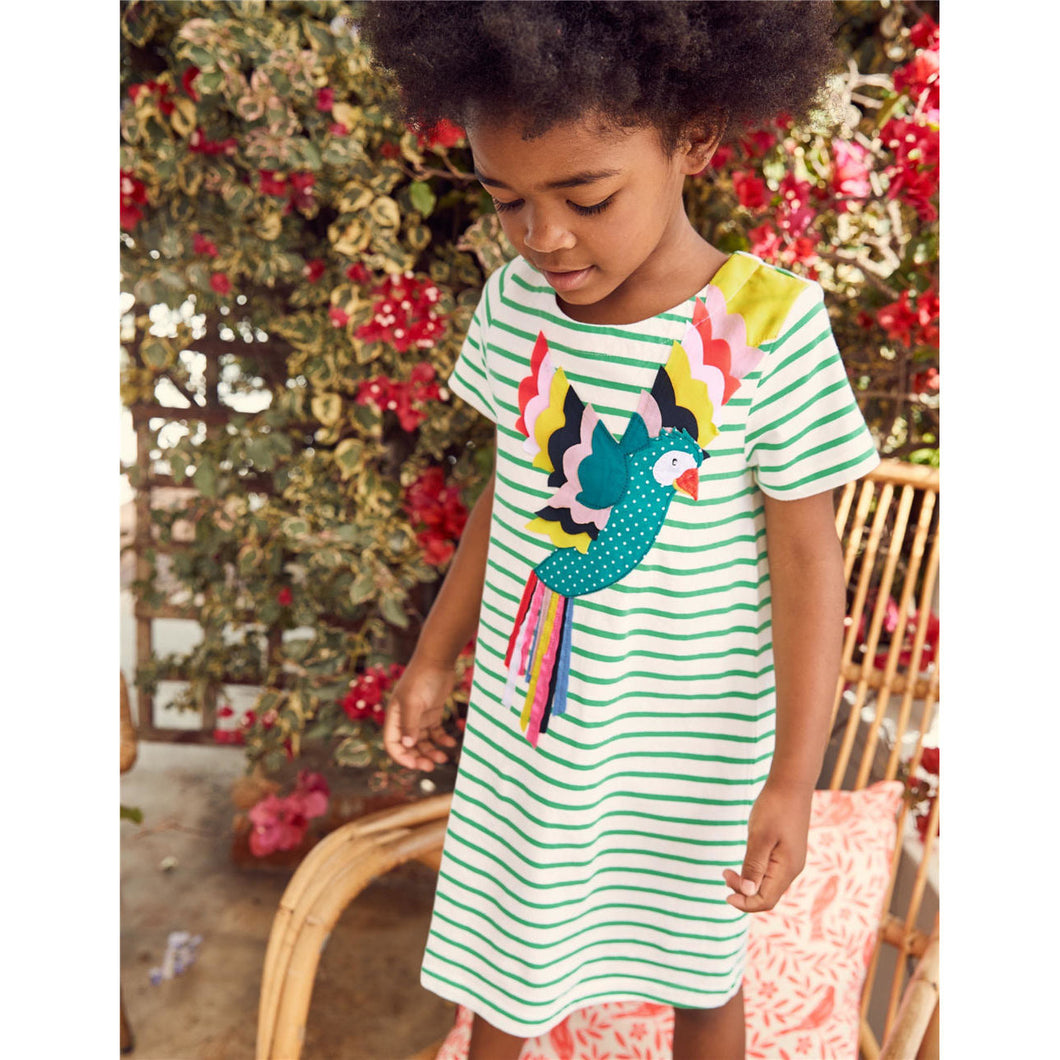 Summer Dress for Little Girls - young lady