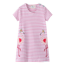 Laden Sie das Bild in den Galerie-Viewer, Little Spring Dress for Your Little Princess - Funny Game