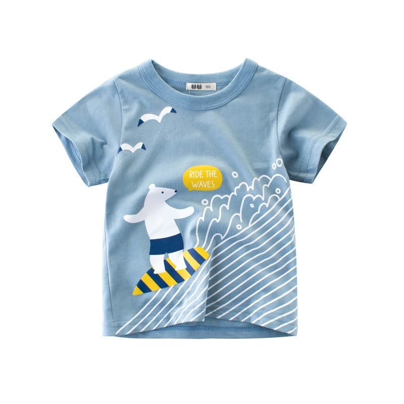 Tee for Kids - Naughty Friends