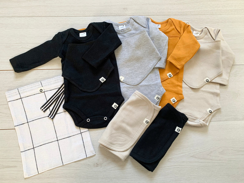 Baby Basics Collection - long sleeve