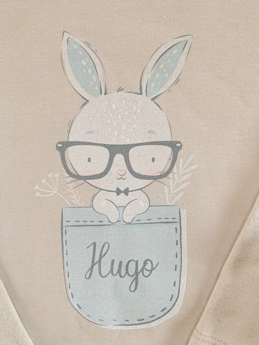 Bunny vest / t-shirt (BOY design)